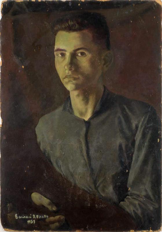 1937 - Autoritratto